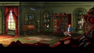 Screenshot Thumbnail / Media File 1 for Broken Sword 2 - The Smoking Mirror [U]